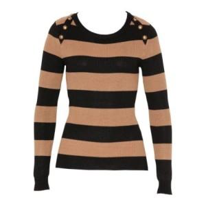 DOTTI Striped Sweater $50